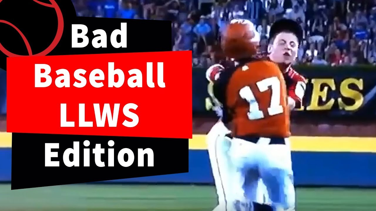 Little League Bad Sportsmanship: Tags, Bumps and Bruises